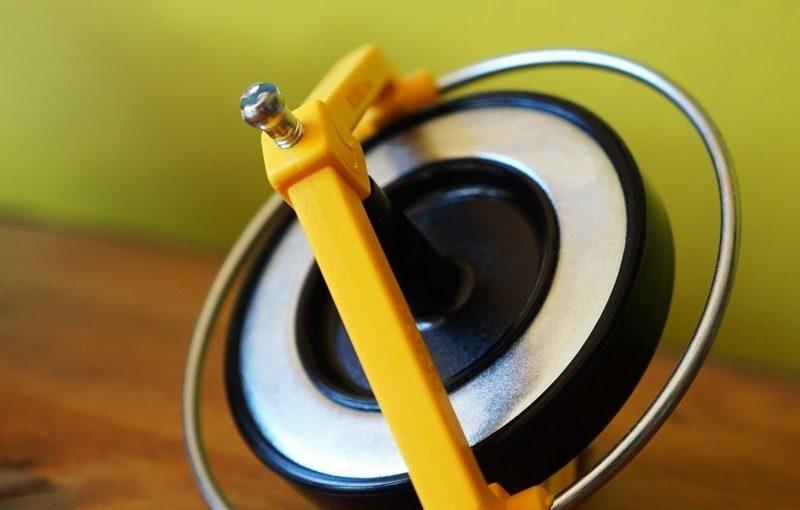 Acheter un Gyroscope en métal ?