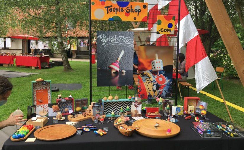 Festival des Toupies du Monde